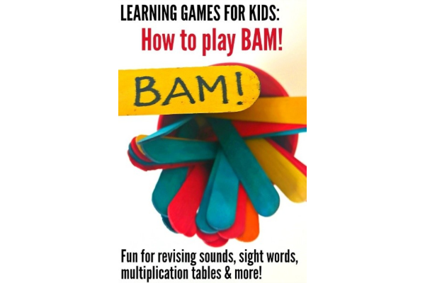 Learning games for school age