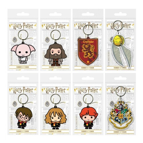 Harry Potter 2D Keyring